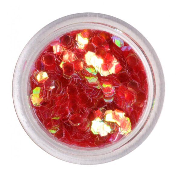 Lentejuelas - rojo