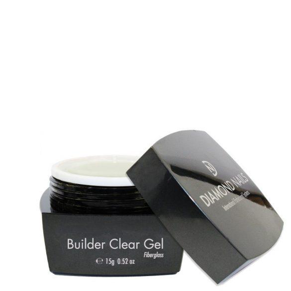Builder Gel de Fibra de Vidrio Transparente 15gr