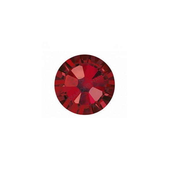 Piedras grandes de cristal Swarovski, color vino tinto 100 und