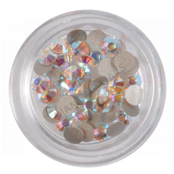 Cristal de Swarovski, color aurora ss16, 50und