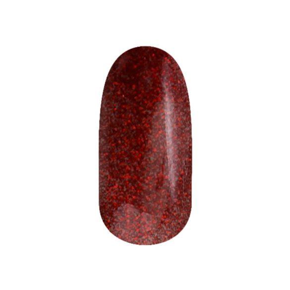 Gel Esmalte 104 - Rojo de Navidad Brillante