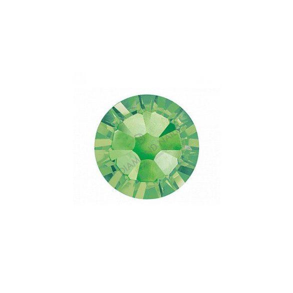 Cristales de Swarovski  50 unidades, verde