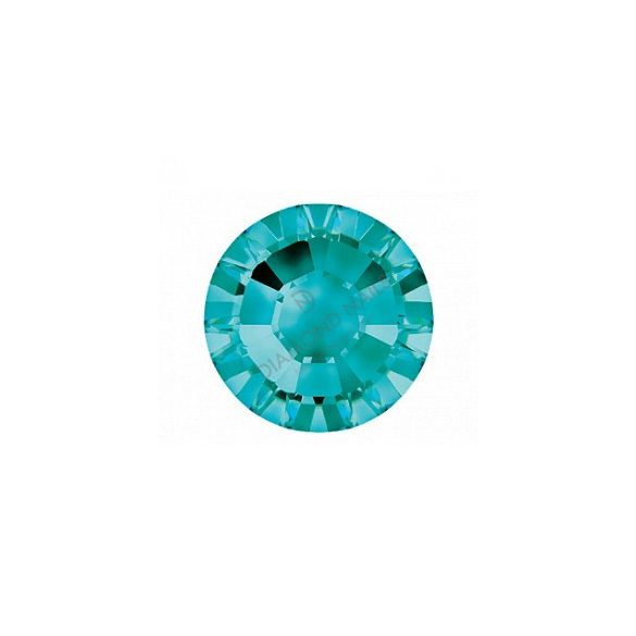 Piedras de cristal Swarovski - color  turquesa 100 unidades