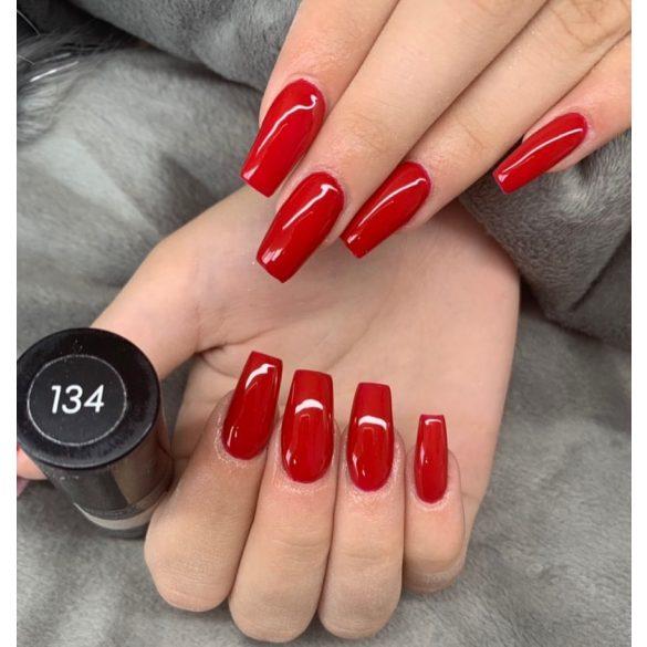 Gel Esmalte 134 – Rojo
