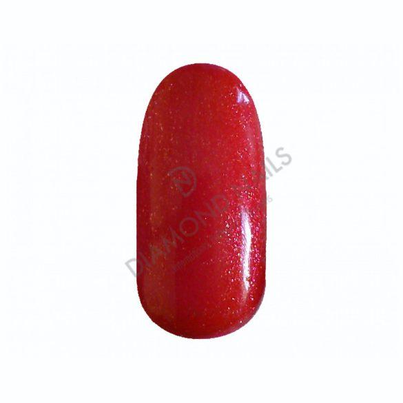 Gel Esmalte 136 - Pequeños Brillos navidad Rojo