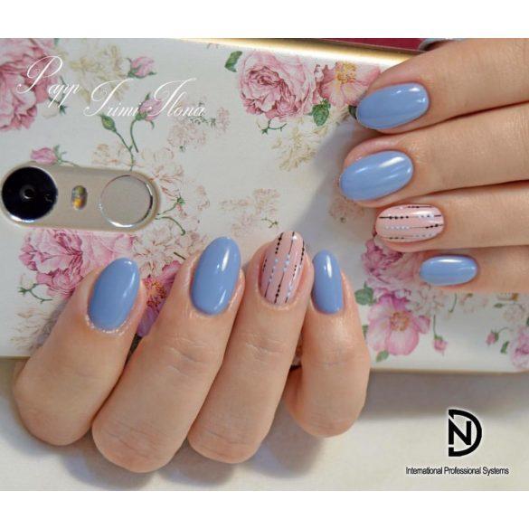 Gel esmalte 129 - Azul Cristal