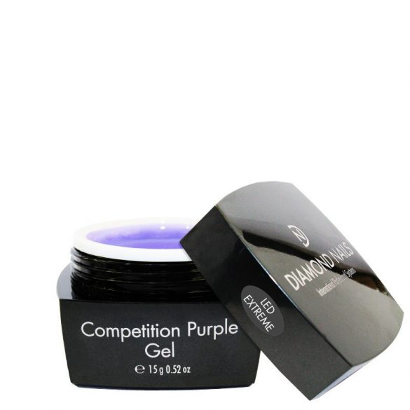 Extreme led competition purple gel 15 gr