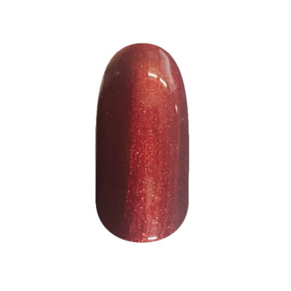 Gel Esmalte 166 - Sangria (metálico)