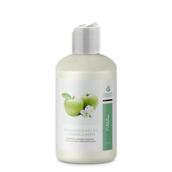 Crema Manzana Verde con Parafina (500 ml)