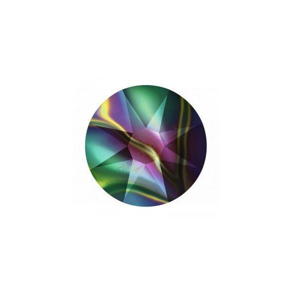 Piedras de cristal Swarovski - color arcoíris 100 unidades