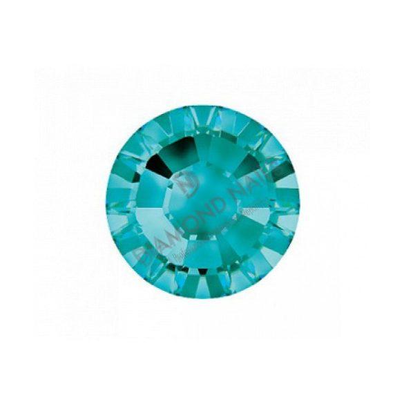 Piedras de cristal Swarovski - grandes -color  turquesa 100 unidades