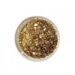 Chrome flakes-oro