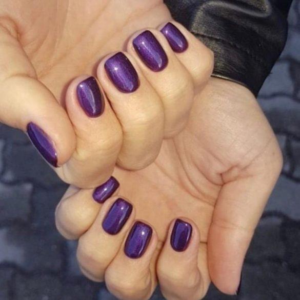 Gel Esmalte 247 - Irresistible Violet