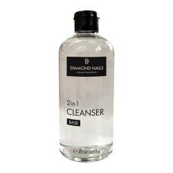 Fijador de Gel y Limpiador de pinceles con ale vera, sin perfume (500 ml)