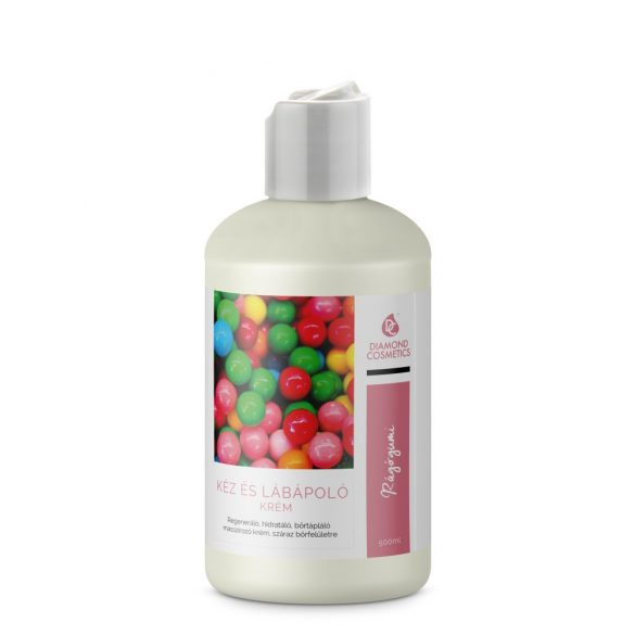 Crema Chicle - Bubblegum (500 ml)