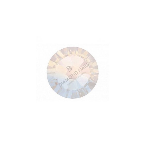 Piedras grandes de cristal Swarovski, color blanco 100 und