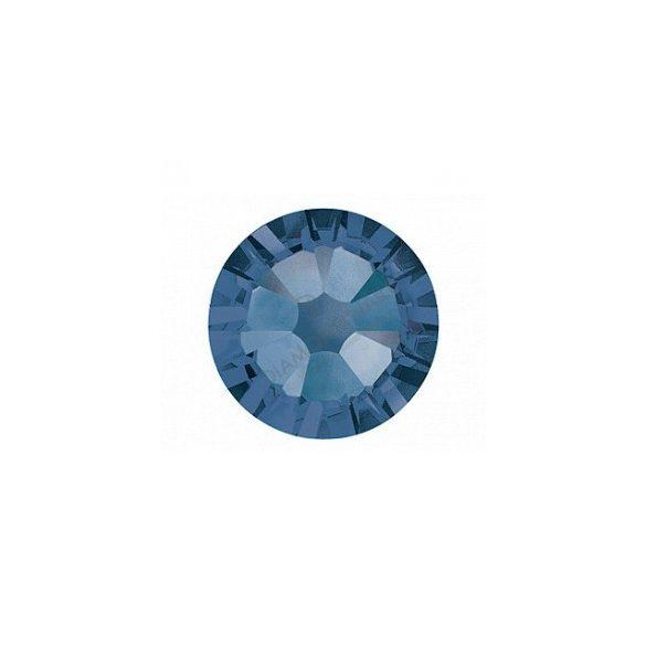 Piedras de cristal Swarovski, color montana azul 100 und