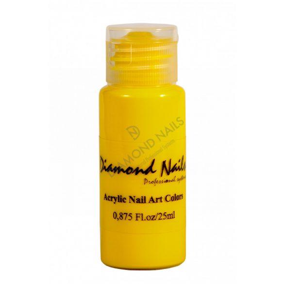 Esmalte Amarillo Acrílico 002