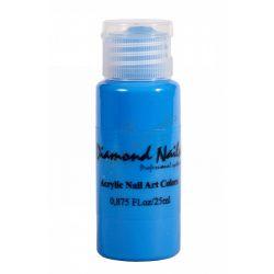Esmalte Azul Efecto Neón Acrílico 041