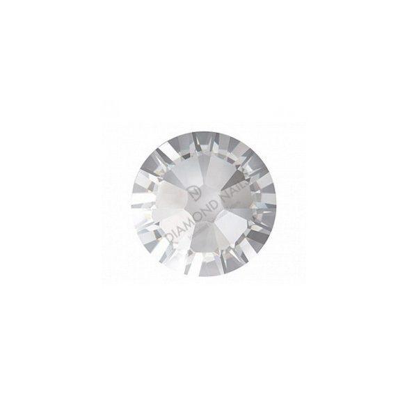 Piedras de cristal Swarovski mini, color plata - 100 unidades