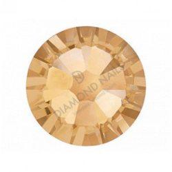 Cristal de Swarovski - color oro 100 unidades
