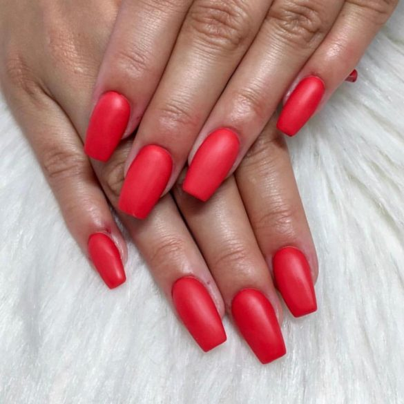 Gel Esmalte 006 - Rojo Tomate