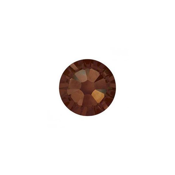 Cristal de Swarovski, color marrón  50 und