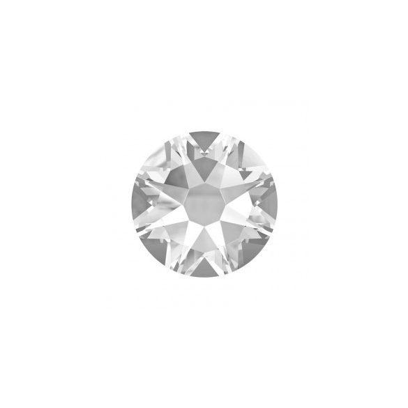 Cristal de Swarovski, color plateado  50und