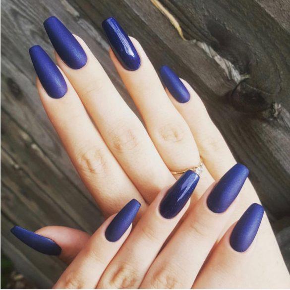Gel Esmalte 037 - Azul Noche