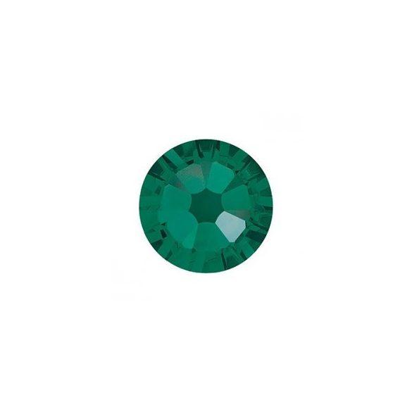 Cristal de Swarovski, color verde oscuro  20 und