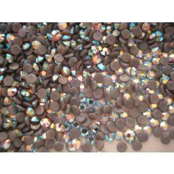 Piedras de Swarovski color Aurora, 50und (estampado textil)