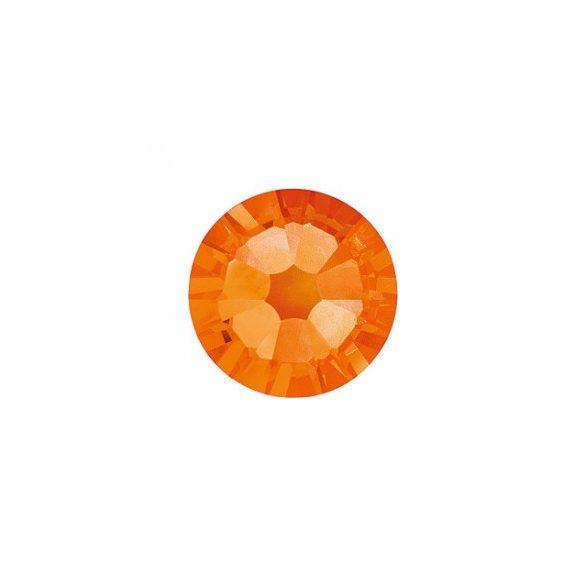 Piedras de cristal Swarovski, color naranja 100 und