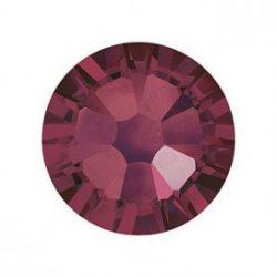 Cristal de Swarovski, color burdeo 20und