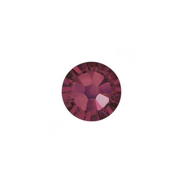 Cristal de Swarovski, color burdeo 50und