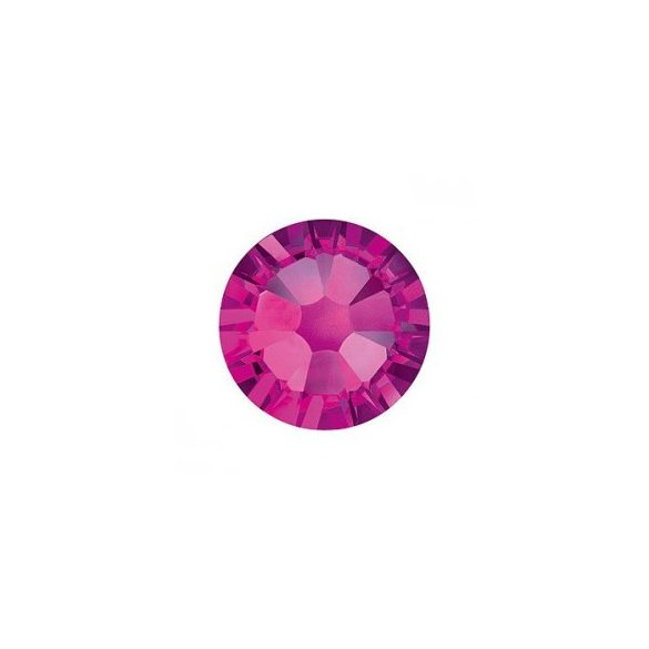 Cristal de Swarovski, color fucsia  50 und