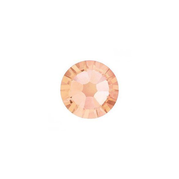 Cristal de Swarovski, color melocotón 50 und