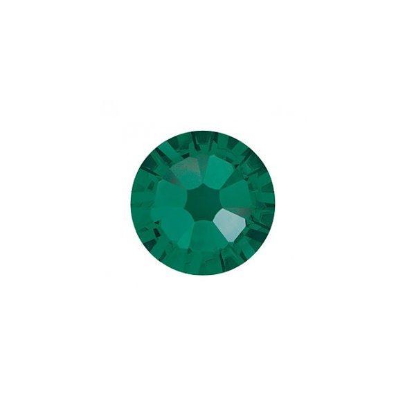 Cristal de Swarovski, color verde oscuro  50 und