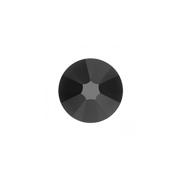 Cristal de Swarovski, color negro 20 und