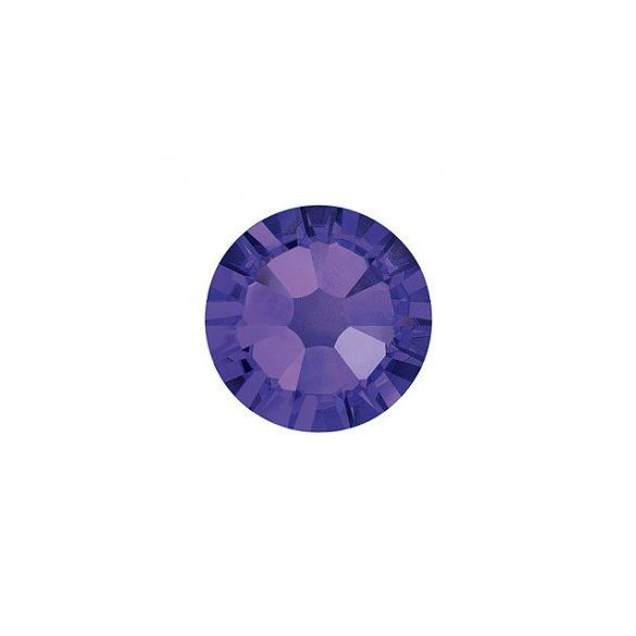 Cristal de Swarovski, color púrpura oscuro  50 und