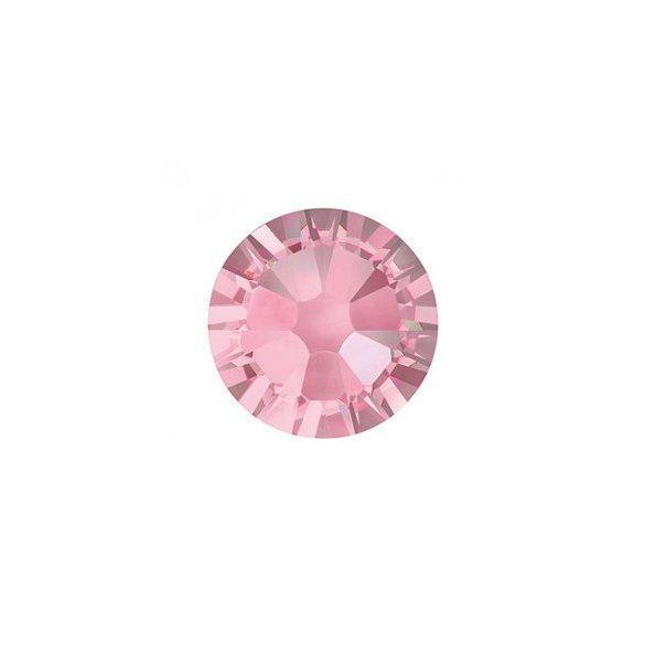 Piedras grandes de cristal Swarovski, color rosa 100 und