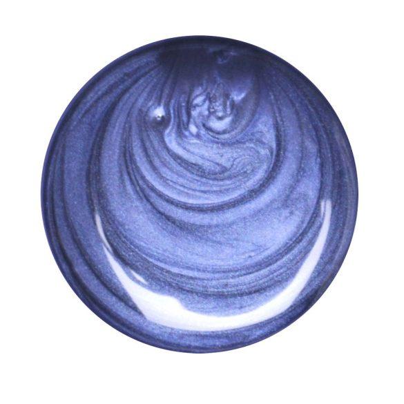 Gel de Color Azul Metalizado 026