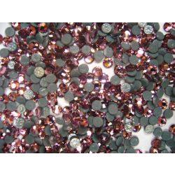 Piedras de Swarovski color rosa, 20und (estampado textil)