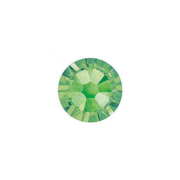 Piedras grandes de cristal Swarovski, color verde claro 100 und