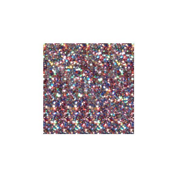 Polvo de porcelana, color Multicolor con Purpurina
