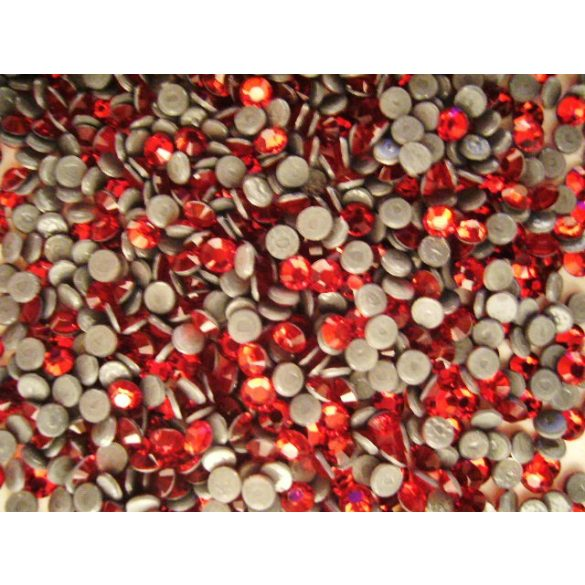 Piedras de Swarovski color Rojo, 20und (estampado textil)