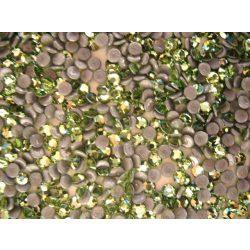 Piedras de Swarovski color Verde Claro, 20und (estampado textil)