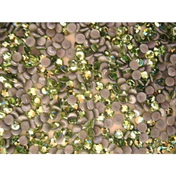 Piedras de Swarovski color Verde Claro, 50und (estampado textil)