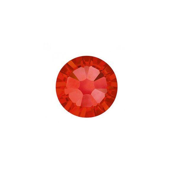Piedras grandes de cristal Swarovski, color rojo 100 und