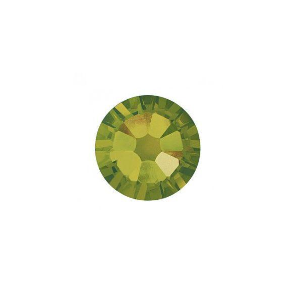 Piedras de cristal Swarovski, color oliva 100 und