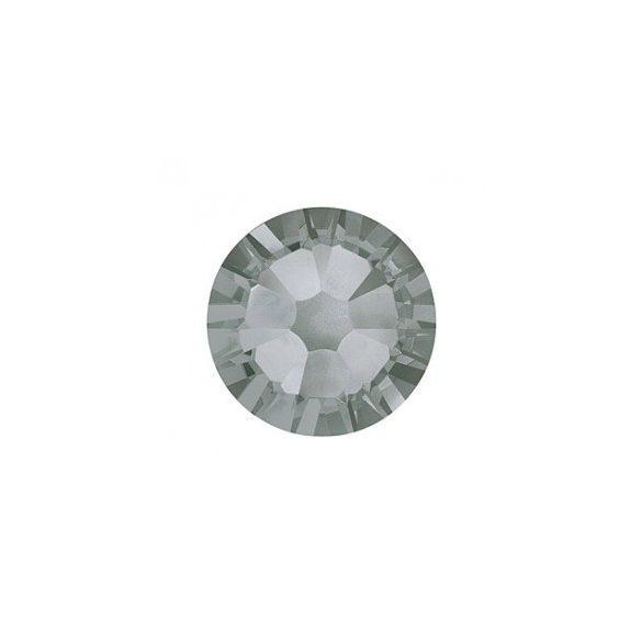 Piedras de cristal Swarovski, color grafito 100 und